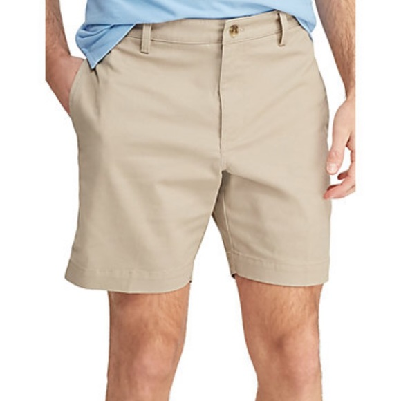 7c556b5ca4 Chaps Shorts | Nwts Stretch Twill Hampton Khaki 34 | Poshmark